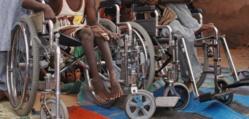 Saint-Louis : Faible taux d'accès des handicapés aux services sociaux de base