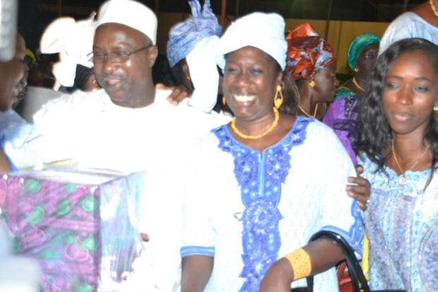SAED: Les images de la cérémonie de passation de service entre Mamoudou Dème et Samba Kanté. [Photos]