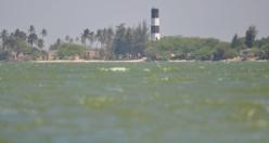 ALERTE DANGER: les côtes de Ndiébène Gandiol attaquées par des vagues fracassantes.