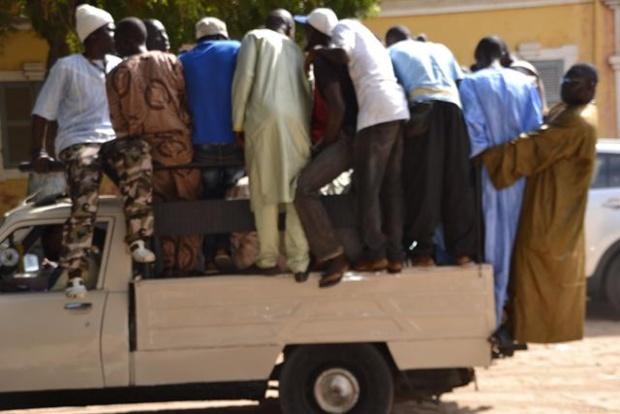 [Photos] Ferveur et tristesse à l'inhumation  de Mbaye Boye Fall.