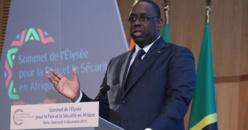 Macky Sall à Paris,: « il faut changer la façon de regarder les Africains ».