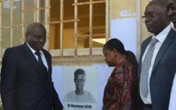 9 décembre 1993 - 9 décembre 2013 : l'UGB salue la mémoire du docteur Ousmane Seck.