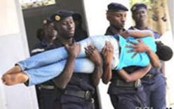 Saint-Louis : Djiné Maimouna foudroie des filles du CEM Adoulaye Mar Diop.