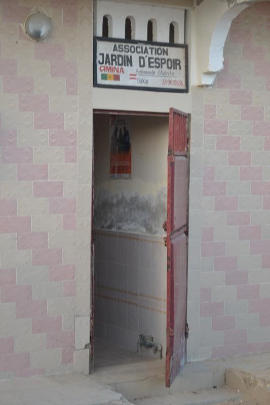 Saint-Louis: des talibés sensibilisés sur l'hygiène de base par l'Association Jardin d'espoir.