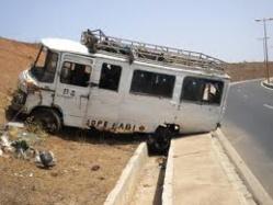 Magal de Touba : 27 accidents, 7 morts et plus de 100 blessés.