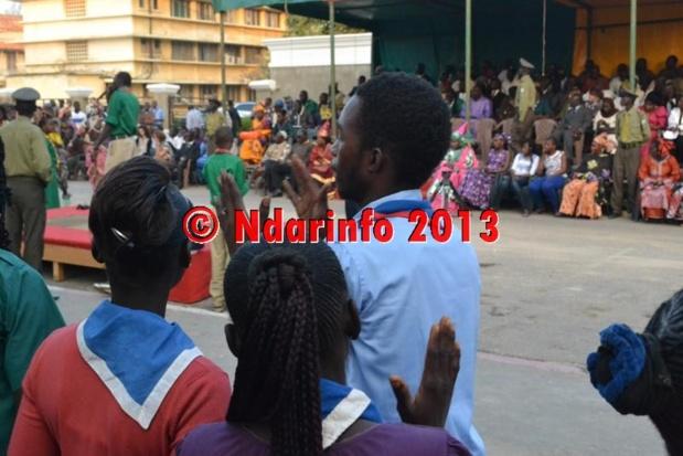 Saint-Louis – Nettoiement : Grande mobilisation au lancement du Jamboré (Photos)
