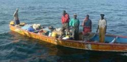 Urgent - Saint-Louis : les 4 pêcheurs disparus, retrouvés à 6 km de Ngor.