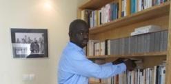 L'écrivain sénégalais Felwine Sarr. (©Katia Touré)
