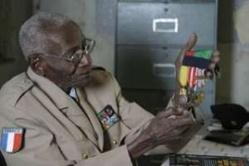 Saint-Louis: la famille d'un ancien militaire réclame une pension à la France