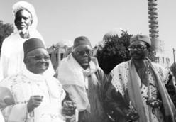 Seydi El Hadji Malick Sy avait célébré la première édition du Gamou  à Saint-Louis.