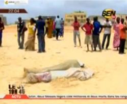 Horreur sur la corniche ouest de Dakar : Une supposée prostituée retrouvée morte, enterrée sur place...