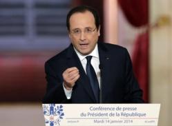 Discours de Hollande: «Les affaires privées se traitent en privé»