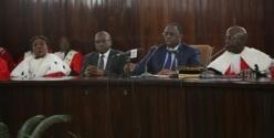 Le discours de Macky Sall à la rentrée solennelle des Cours et  Tribunaux