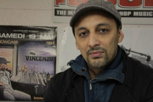 Musique: Rencontre avec K-Smile, rappeur saint-louisien membre du groupe Heavy Saintz.