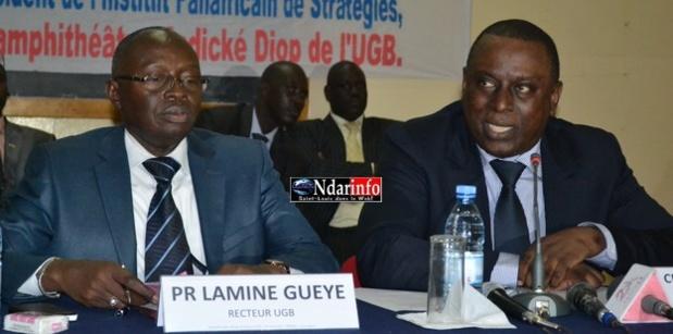 « L'hyperbalkanisation de l'Afrique se poursuit », selon le docteur Cheikh Tidiane Gadio.