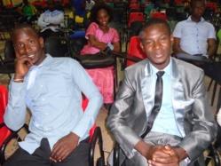 Syndicat National des Etudiants de Mauritanie (SNEM): journée d'intégration des étudiants des premières années ( photos)
