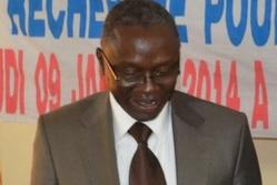 """UGB : le recteur Lamine Guèye pour une """"nouvelle génération de leaders""""."""