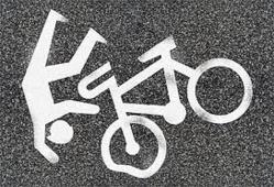 Urgent – Saint-Louis : télescopage entre un véhicule et un vélo : un homme se retrouve avec deux jambes fracturées.