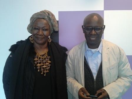 Aminata D Traoré et Boubacar Boris Diop déconstruisent les mécanismes des idées reçues sur le continent