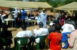 Mbane : l'association « House of Peace and Sharing » en croisade contre le cancer du sein et du col de l'Utérus.