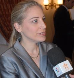 Saint-Louis : l'économiste américaine Audra Shallal anime une conférence sur l'entrepreneuriat et l'investissement privé, samedi, à l'UGB.