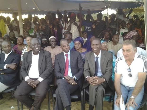 Ross Béthio: le PDS et REWMI s'unissent autour de Mansour Ndiaye de l'UDR/Dooley Yaakaar.