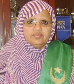 """Saint- Louis,  """"championne dans la résilience"""", selon Fatimetou Mint Abdel Malick, présidente du REFELA ."""