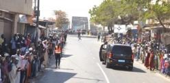 Saint-Louis: L'arrivée du Président Macky Sall Paralyse l'activité économique sur l'avenue Général De Gaulle