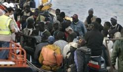 Espagne: 50 Sénégalais, sans papiers mis aux arrêts. Neuf d'entre eux rapatriés, hier.
