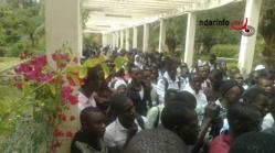 UGB : les étudiants de l'UFR Agro très en colère.