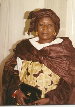 Hommage à Sokhna Adja Salimata Ndiaye Mama 1er  juin 1939 - 7 mars 2002