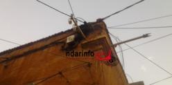 Installations anarchiques : des câbles de la Senelec prennent feu dans l'île nord.