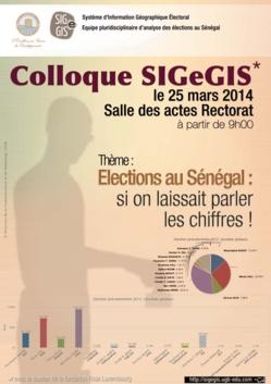 UGB: Ouverture d'un clloque transdisciplinaire et international sur « Les élections au Sénégal », le 25 mars