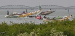 Drame à Guet Ndar:  Une pirogue renversée et 8 pêcheurs portés disparus.