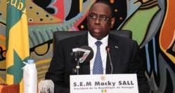 """Macky Sall aux membres de l'Ofnac: """"la lutte contre la corruption et les infractions connexes est une œuvre de longue haleine"""""""