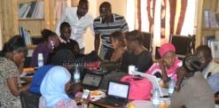 Lutte contre les violences basées sur le genre : trente journalistes formés par le Gestes.