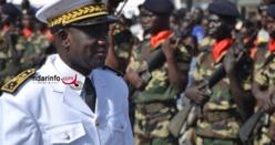 Le Gouverneur Ibrahima Sakho après le défilé : « mes impressions sont excellentes. J'invite la jeunesse Saint-Louisienne au travail »,
