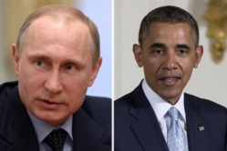 Ukraine : un dialogue de sourds entre Barack Obama et Vladimir Poutine