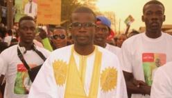 Locales 2014 : Abba Mbaye, « candidat au nom de la Jeunesse et pour la Jeunesse » de Saint-Louis.