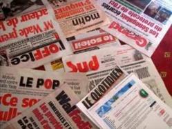 Les journaux dissèquent les derniers rebondissements du retour d'Abdoulaye Wade