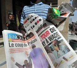 Revue de Presse: Les recommandations de Al Amine à Wade résument l'actualité