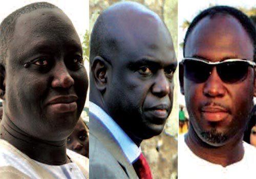 Investiture de Aliou Sall, Mansour Faye, Adama Faye et Abdoulaye Thimbo : La famille avant le parti et les alliés