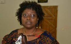 Mme Regina Mbodj, directrice de Ctic Dakar