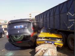 Un camion écrase les 6 passagers d'un véhicue vers Thiès: tous morts sur le coup