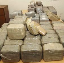 Un agent de l'Ocrtis arrêté avec des boulettes de drogue