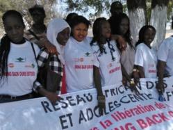 Lycéennes enlevées par Boko Haram : Le réseau africain des jeunes filles sénégalaises exprime sa solidarité