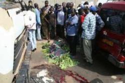 Drame à Rosso Sénégal : Un enfant de 5 ans mortellement fauché par un tracteur