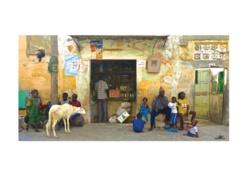 CULTURE: Une exposition de photographies en honneur aux gens de Guet Ndar et de l'Île Saint Louis