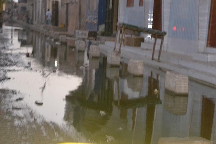 Saint-Louis - Refoulement d'égouts à Tableau Walo: les populations dans le calvaire ! (Photos- Vidéo)