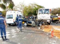 Accident sur la route de Linguère : Oumar Seydou BA, candidat à la mairie de Ourossogui meurt